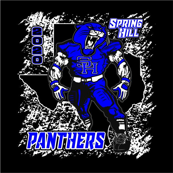 Spring Hill Panthers Football