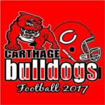 Carthage Bulldogs Football-28