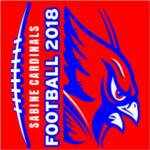 Sabine Cardinals Football-5