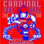 Sabine Cardinals Football-8